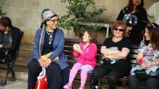 סיור משפחות חברי עמותת חולי הגיסט בזכרון 2016