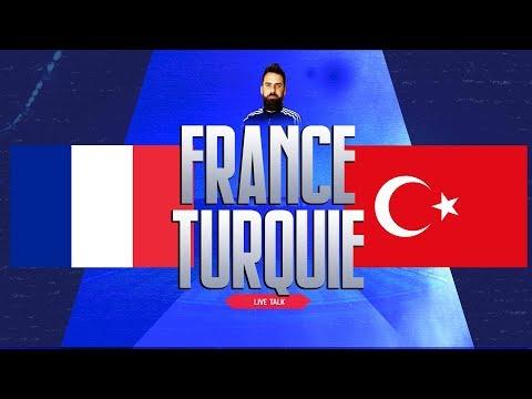 🔴🎙️Live Talk : FRANCE - TURQUIE | Eliminatoires Euro 2020 | 14-10-2019