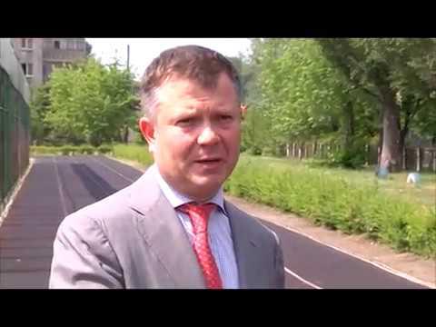 Візит Надзвичайного і Повноважного посла Швейцарії в Україні Ґійома Шойрера у м. Горішні Плавні