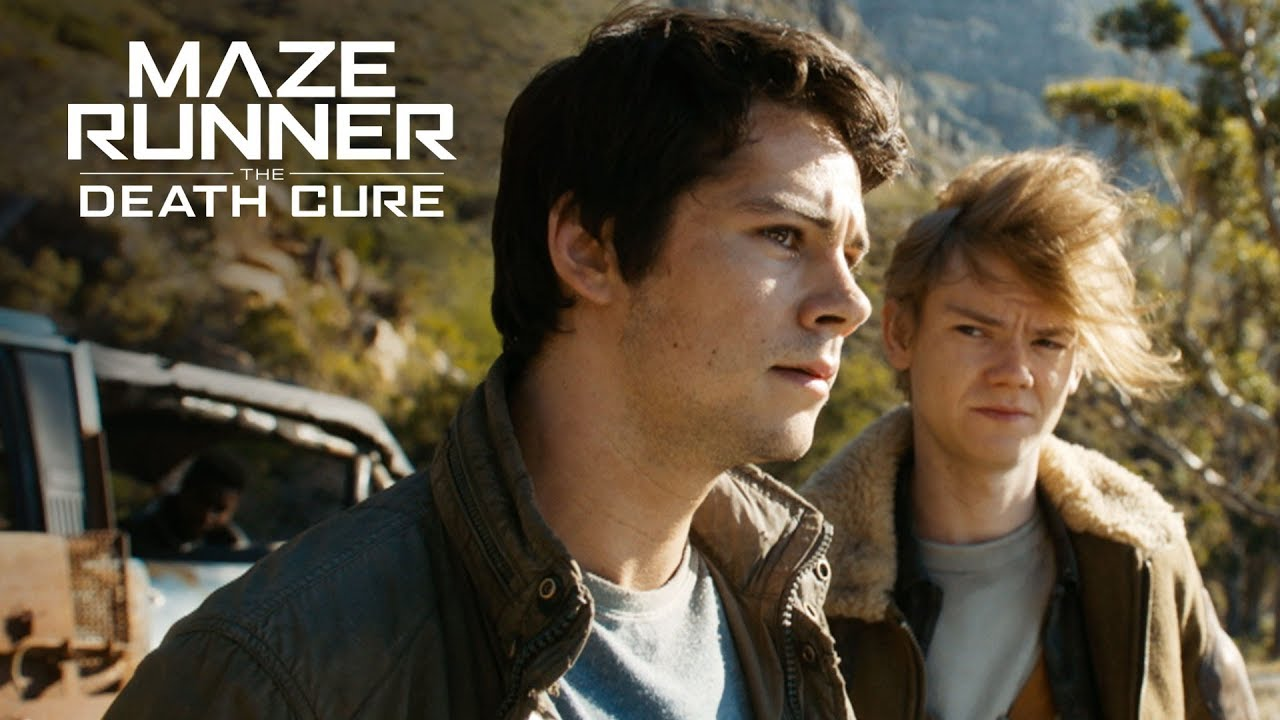 Maze Runner: The Death Cure - Three Epic Stories