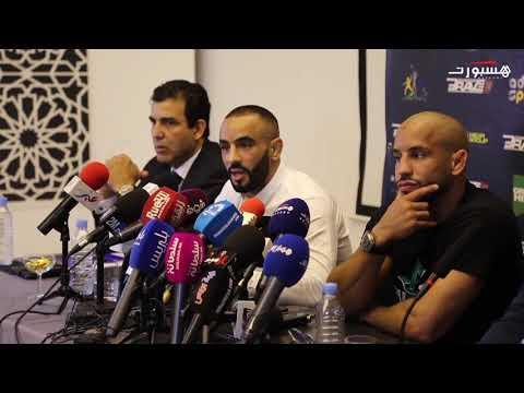العرب اليوم - شاهد: البطل العالمي في رياضة فنون عثمان أبوزعيتر