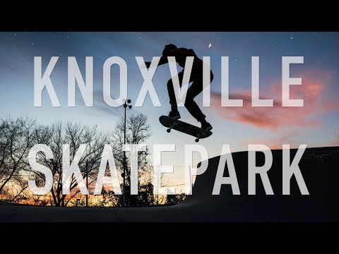 First Time at the Skatepark (Knoxville Skatepark)