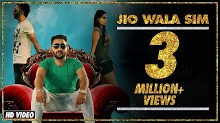 JIO WALA SIM (Full Video) || LAVI VIRK || Latest Punjabi Songs 2016 || MAD 4 MUSIC