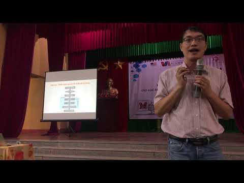 TS. Đặng Văn Sơn trình bày tổng quan về giáo dục STEM