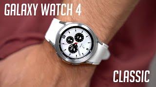 Das geht besser: Samsung Galaxy Watch 4 Classic Review (Deutsch)   SwagTab