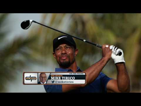 NBC Sports' Mike Tirico Discusses How Golf is Moving on From Tiger Woods (6/16/17)