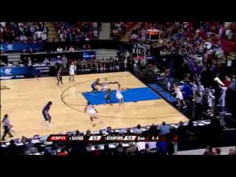 Women NCAA Xavier vs Stanford by espn.go.com