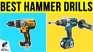 10 Best Hammer Drills 2019