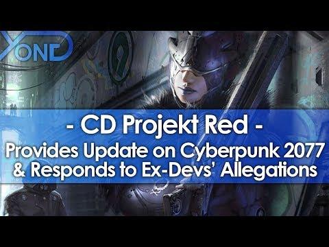 CD Projekt Provides Update on Cyberpunk 2077 Development & Responds to Ex-Devs' Allegations