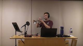 Feel It Still - Portugal. The Man (Trumpet Cover)