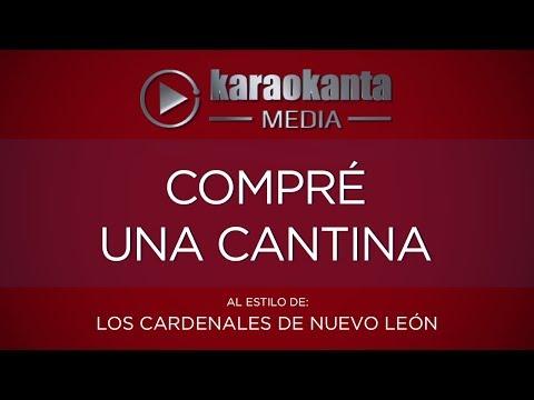 Compré una cantina Cardenales de Nuevo León
