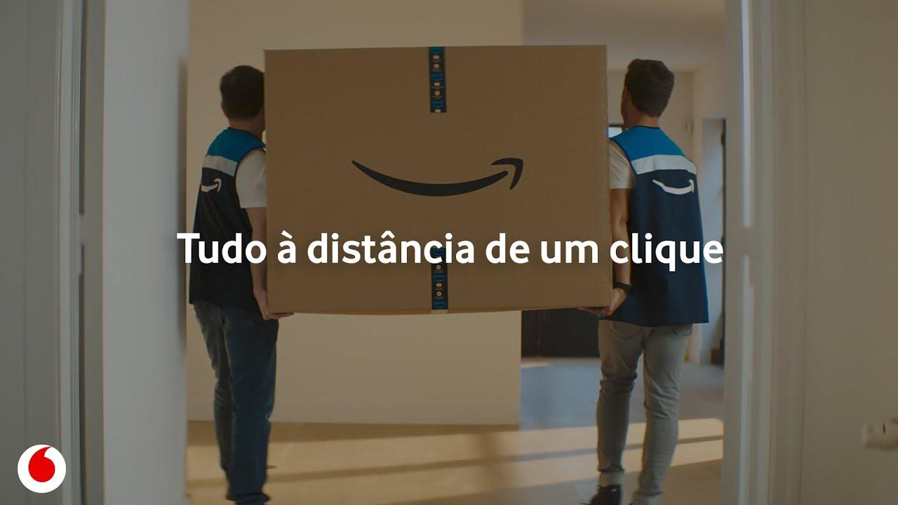 Entregas com Amazon Prime
