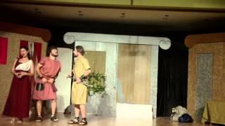 Eylül Ateşi Tiyatro Kulübü - Dün Gece Yolda Giderken Çok Komik Bir Şey Oldu 5