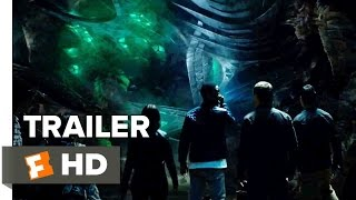 Power Rangers - Official Trailer Teaser (2017)