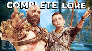 The Complete Lore and History of God of War | The Leaderboard