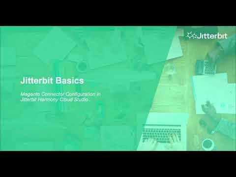 Jitterbit Basics - Magento to FTP