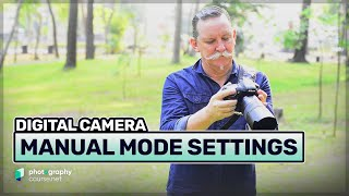How to Use Manual Mode on a DSLR Camera - For Beginners