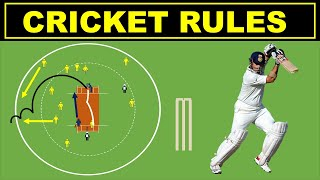 How to play Cricket   Rules of Cricket