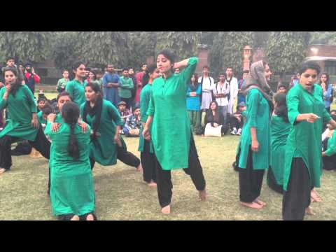 Indraprastha College for Women video cover2