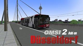 OMSI 2 Add-on Dusseldorf