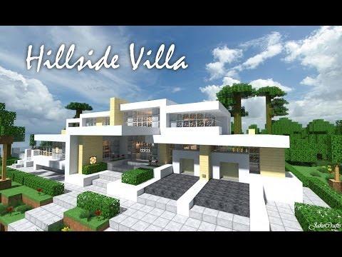 Modern Villa 2097885 on Modern House On Hillside