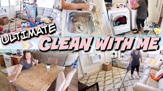 💫ULTIMATE CLEAN WITH ME!! / EXTREME CLEANING MOTIVATION / Karla's Sweet Life
