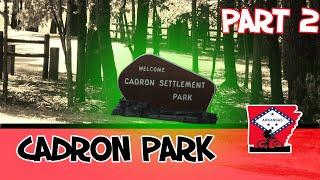 Part 2 of Cadron Park.
