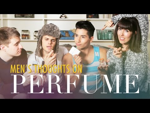 Men's Thoughts On PERFUME