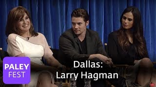 The Paley Center for Media - The Cast Remembers Larry Hagman