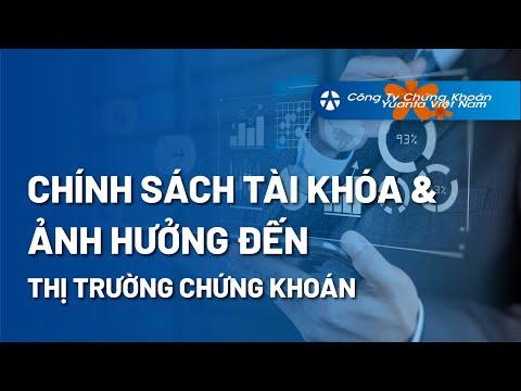 Bài 5: Chính sách Tài Khóa và Ảnh hưởng đến Thị Trường Chứng Khoán Việt Nam