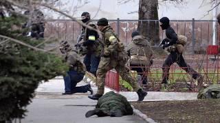ССО. Работа. Крым