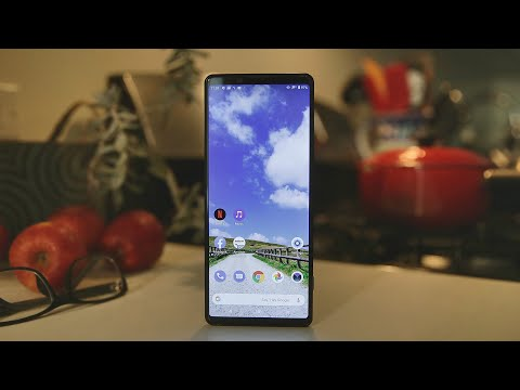 External Review Video M5P6EAm8iK8 for Sony Xperia 1 II 5G Smartphone w/ Alpha