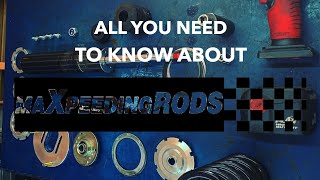 WHAT TO KNOW ABOUT EBAY MAXPEEDINGRODS COILOVERS! - DISASSEMBLY, CLEANING, AND SPRING CHANGE!
