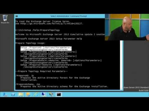 Core Solutions of Exchange Server 2013, Part 1, Deploying and ...