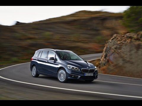 BMW 2 Series Gran Tourer Test Drive