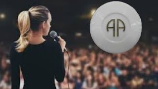 An Irish Female Tells Her Story of Recovery in America - AA Speaker