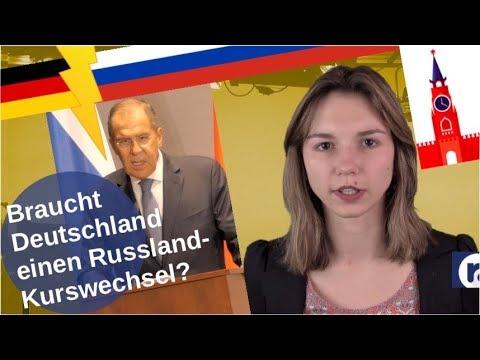 Braucht Deutschland einen Russland-Kurswechsel? [Video]