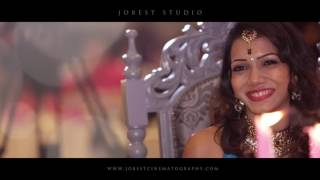 Selvakumar + Theebana - Cinematic Reception Highlight by Jobest