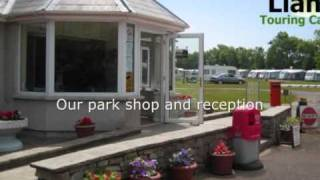 preview picture of video 'Llandow Caravan Park, Glamorgan, South Wales'