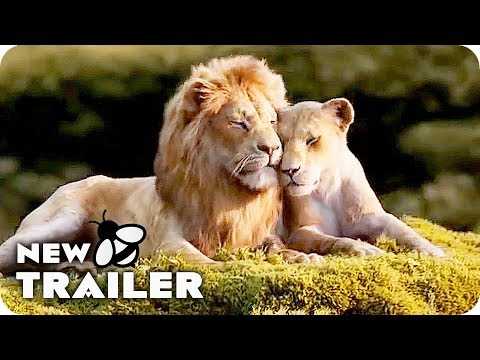 THE LION KING Can You Feel The Love Tonight Song Trailer (2019) Disney Movie