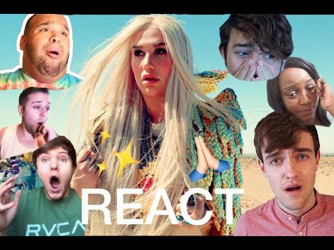 People React to Kesha's High Note in