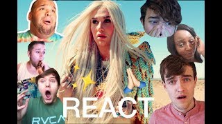 """People React to Kesha's High Note in """"Praying"""""""