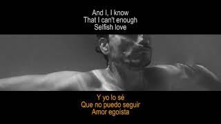Jessie Ware   Selfish Love Lyrics (Español   Ingles)