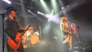 D-A-D (Spooky Mattress) - True Believer -  Roskilde (Gimle) 25.04.2016