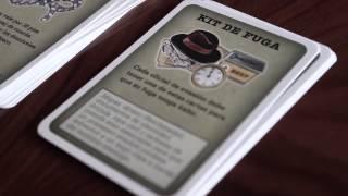 Vídeo reseña La Fuga de Colditz - Juego de Mesa