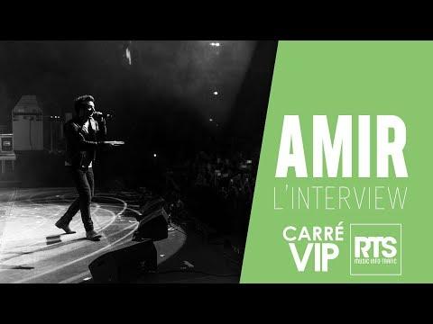 Amir, l'interview 2019
