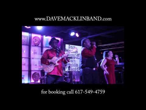 Dave Macklin Band Live