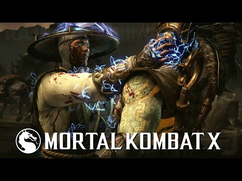 Видео № 1 из игры Mortal Kombat XL [PS4]