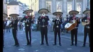 PROYECTO AUTÉNTICO MARIACHI 100% MEXICANO EN ZURICH, SUIZA.