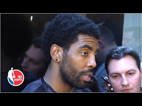 Kyrie Irving reflects on his 50-point Nets debut | NBA Sound